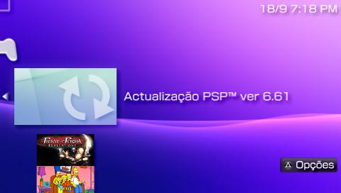 PARA GO DESTRAVAMENTO BAIXAR PSP