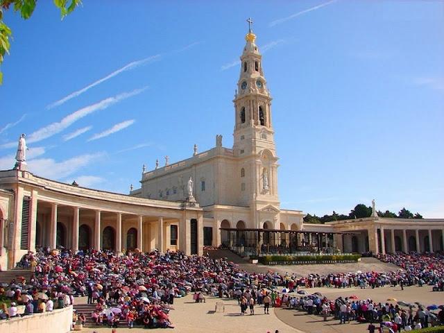 Basílica da Nossa Senhora de Fátima