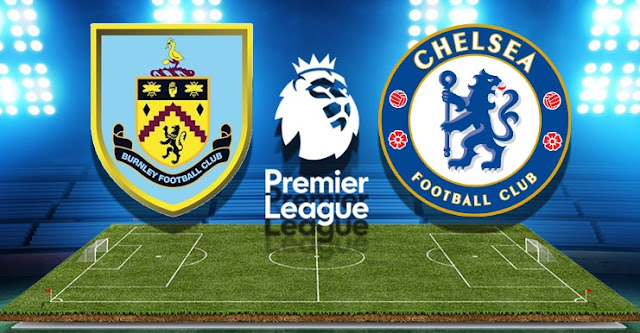 Live Streaming Burnley vs Chelsea EPL 28.10.2018