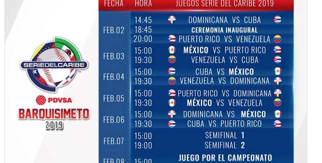 Cuba debuta ante República Dominicana en el primer partido de la competencia de Barquisimeto 2019