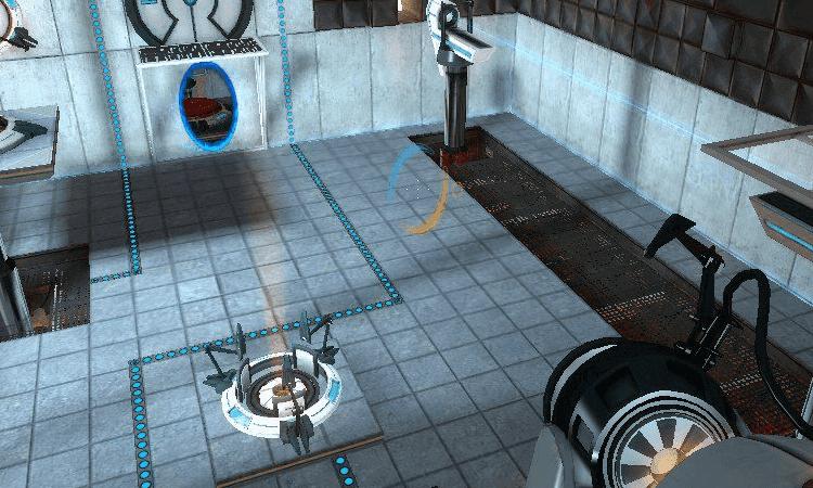 تحميل لعبة بورتال portal 2