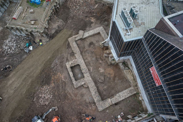 Remains of possible Roman library found in Cologne