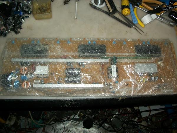 SPAREPART TOSHIBA REGZA 40CV700E POWER INVERTER