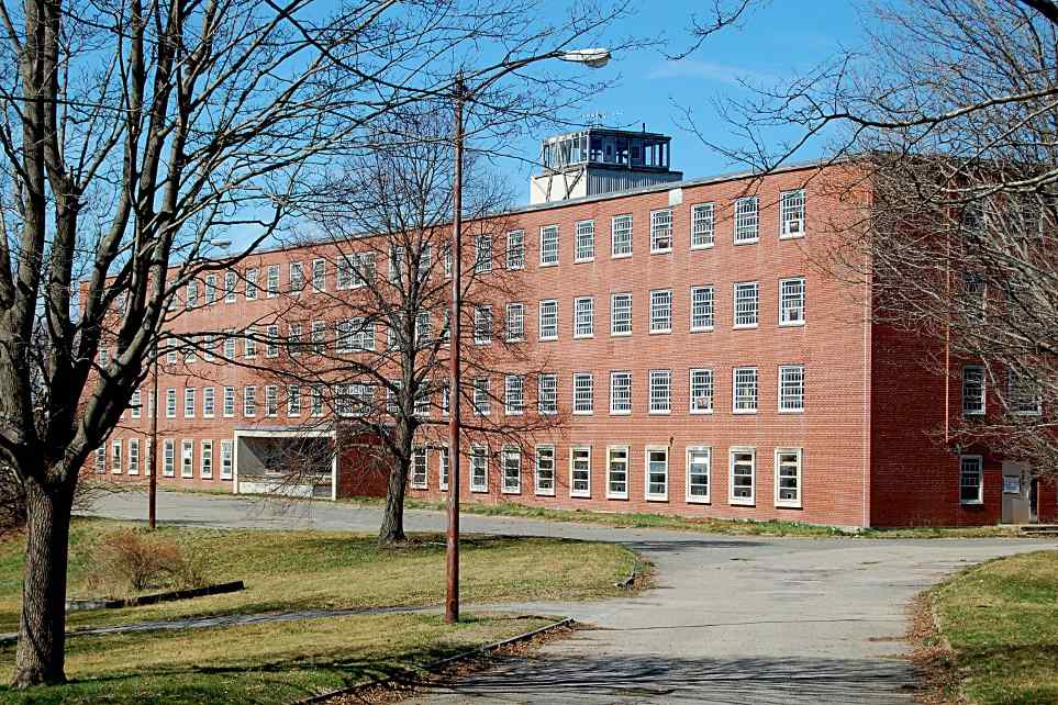 Medfield State Hospital Clark Building