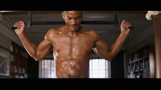 will smith I am legend pull-up