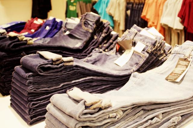 Gap Peru colección otoño 2017 pantalón jean denim