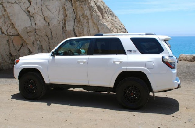 2018 Toyota 4runner Changes Specs Release Date And Engine Toyota Overview
