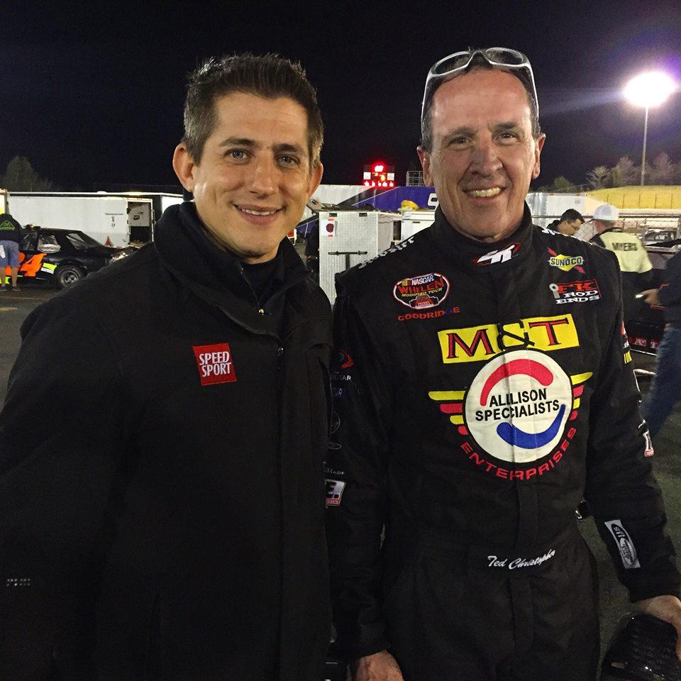 Dale Earnhardt Crash Investigation NASCAR Race Mom: Ted C...