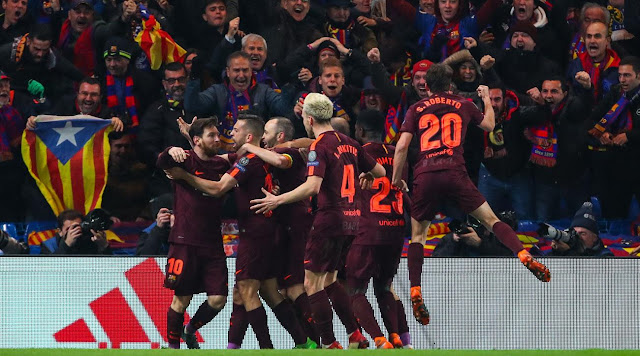 برشلونة يكافح من أجل الحفاظ على نجمه من أطماع عمالقة أوروبا