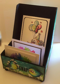 Bird Crazy Crazy Birds Tim Holtz Stampers Anonymous My Creative Spirit
