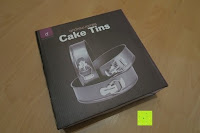 Verpackung: Andrew James 3-er Set Springform mit Anti-Haft-Beschichtung
