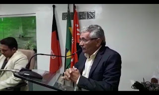 Marcos de Enoque comenta esvaziamento das galerias da CMG é atribui as demissões da UPA de GBA