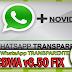 Whatsapp Transparente Novos Recursos