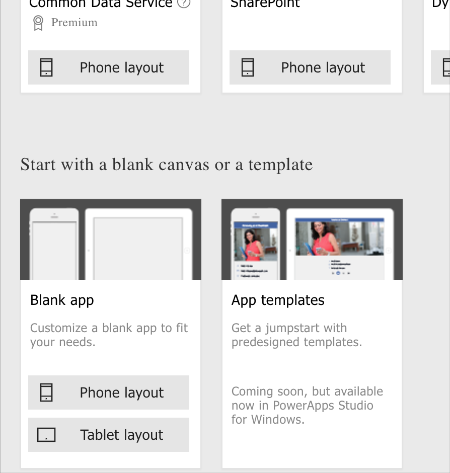 Adventures of An App Developer: Microsoft PowerApps and