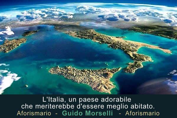 Frasi Famose Sull Italia.Aforismario Aforismi Frasi E Citazioni Sull Italia