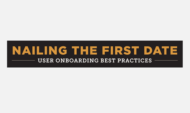 Nailing the First Date User Onboarding Best Practices