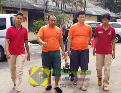Dua Pelaku Penipuan Umroh Bodong Ditetapkan Sebagai Tersangka