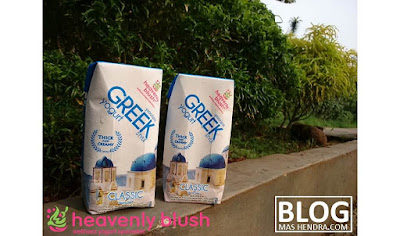 Yogurt Heavenly Blush Greek Classic - Blog Mas Hendra
