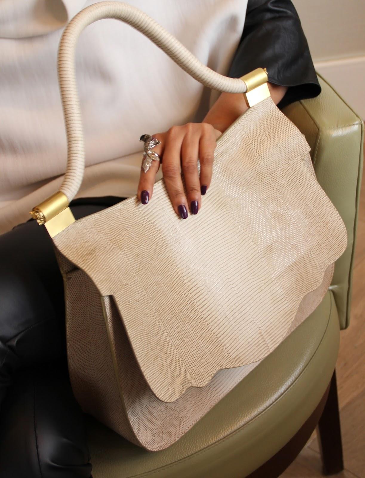381dfe22922 THALÉ BLANC Luxury Handbags, Accessories Holiday 2013-Spring 2014
