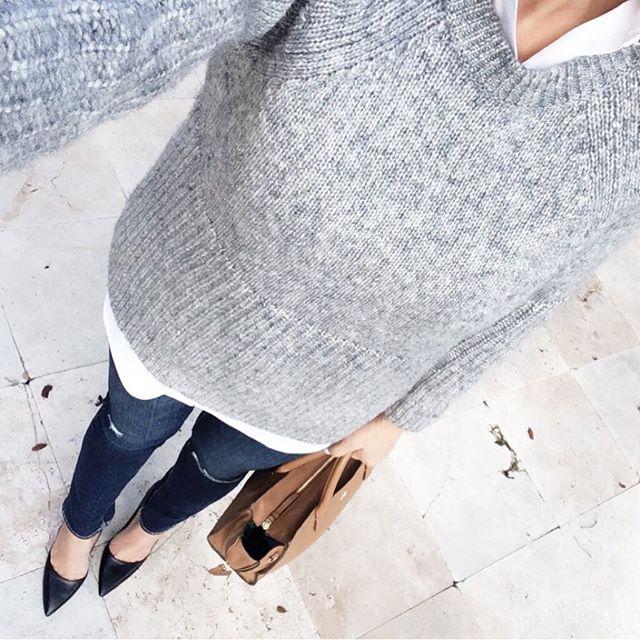 chunky-gray-sweater