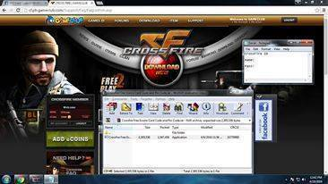 CROSSFIRE GAMECLUB ECOIN CHEAT by GM No survey ~ Hot Shot Gamers