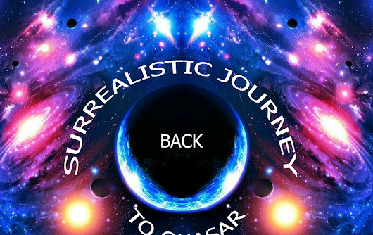 Surrealistic journey Back to Quasar