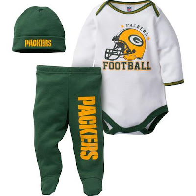 Green Bay Packers Baby Gear