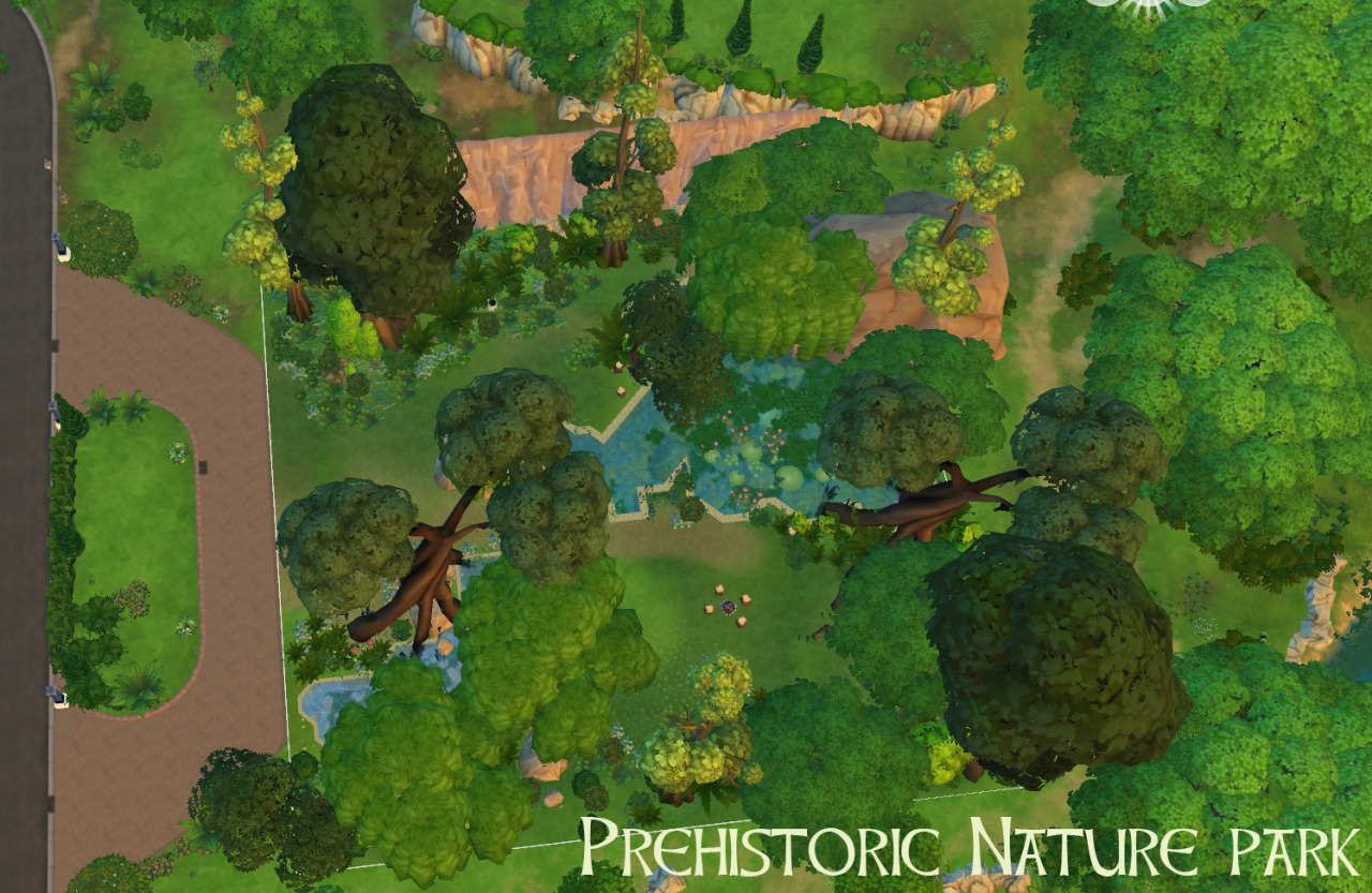 TS4: Prehistoric History Challenge Lots | History Lover's ... Sims 1 Objects