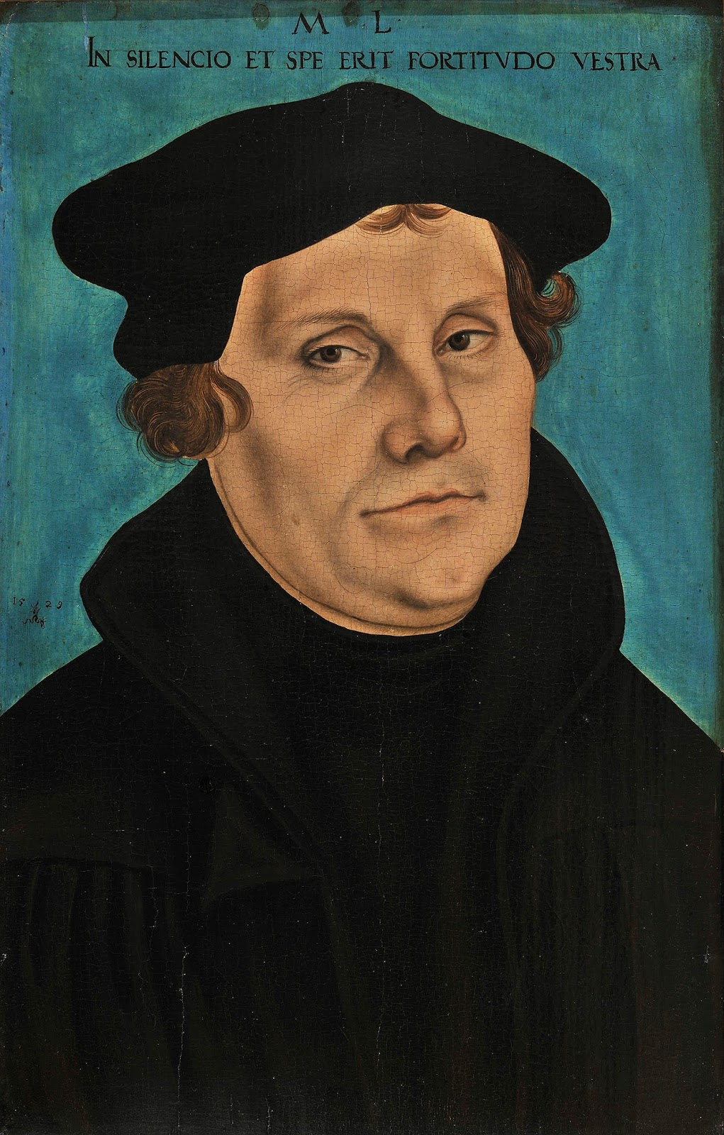 who is usually martin luther