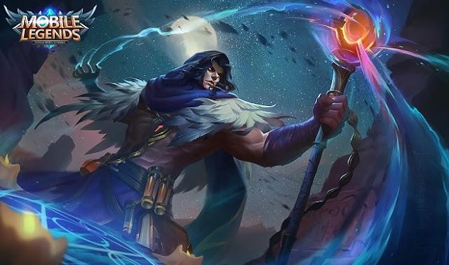 Faramis Dark Draconic Mobile Legends