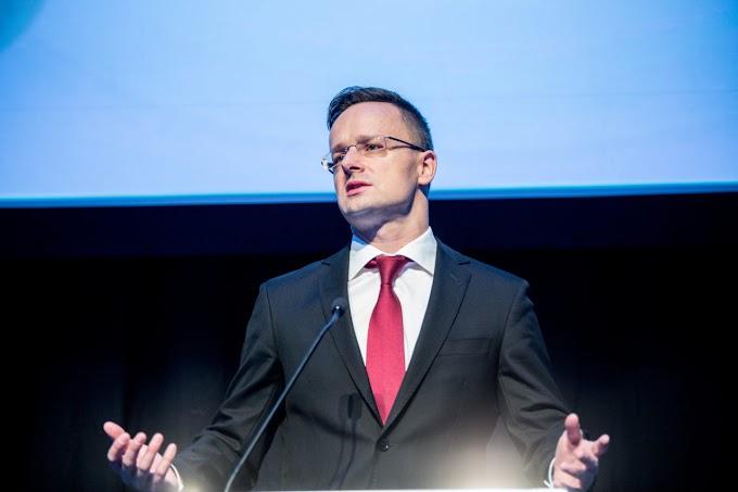 Szijjártó Péter: Magyarország támogatja az európai védelmi együttműködés megerősítését