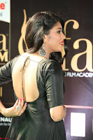 Samyukta Spicy Pics in backless OffShoulder Gown at IIFA Utsavam Awards 2017  Day 2  HD Exclusive Pics 12.JPG