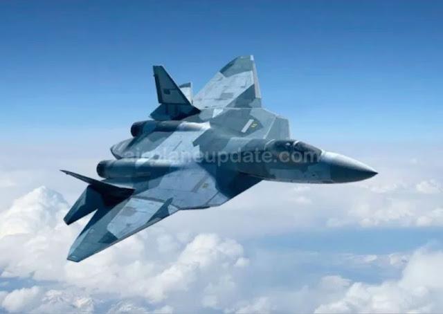 Sukhoi Su-57 PAK-FA