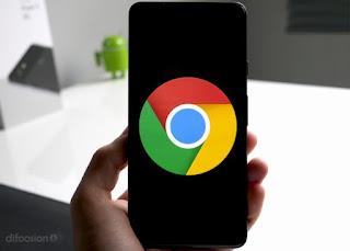 Google Chrome untuk Android mulai mencoba Night Mode!