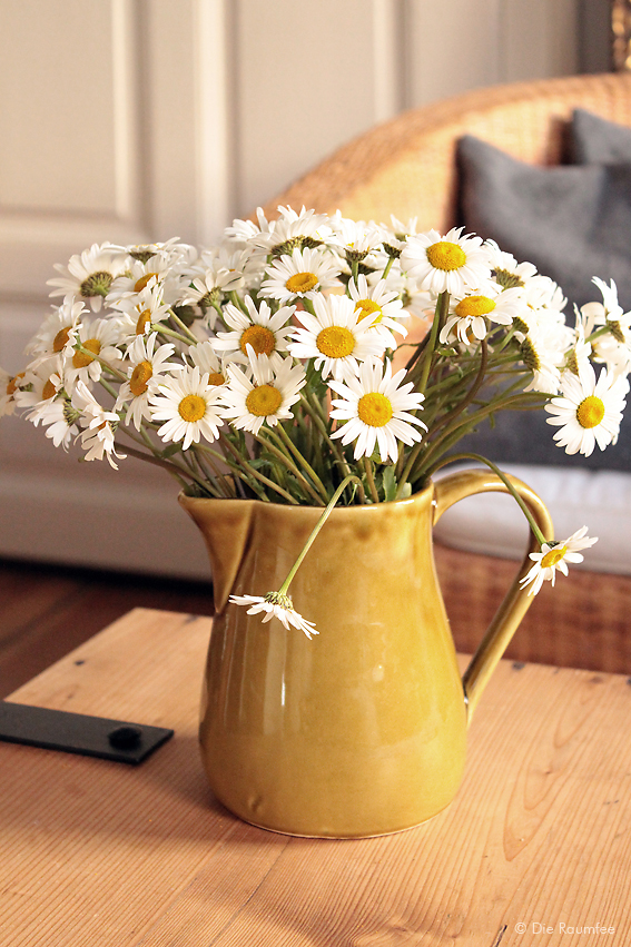 raumfee leucanthemum was vom tage brig blieb. Black Bedroom Furniture Sets. Home Design Ideas