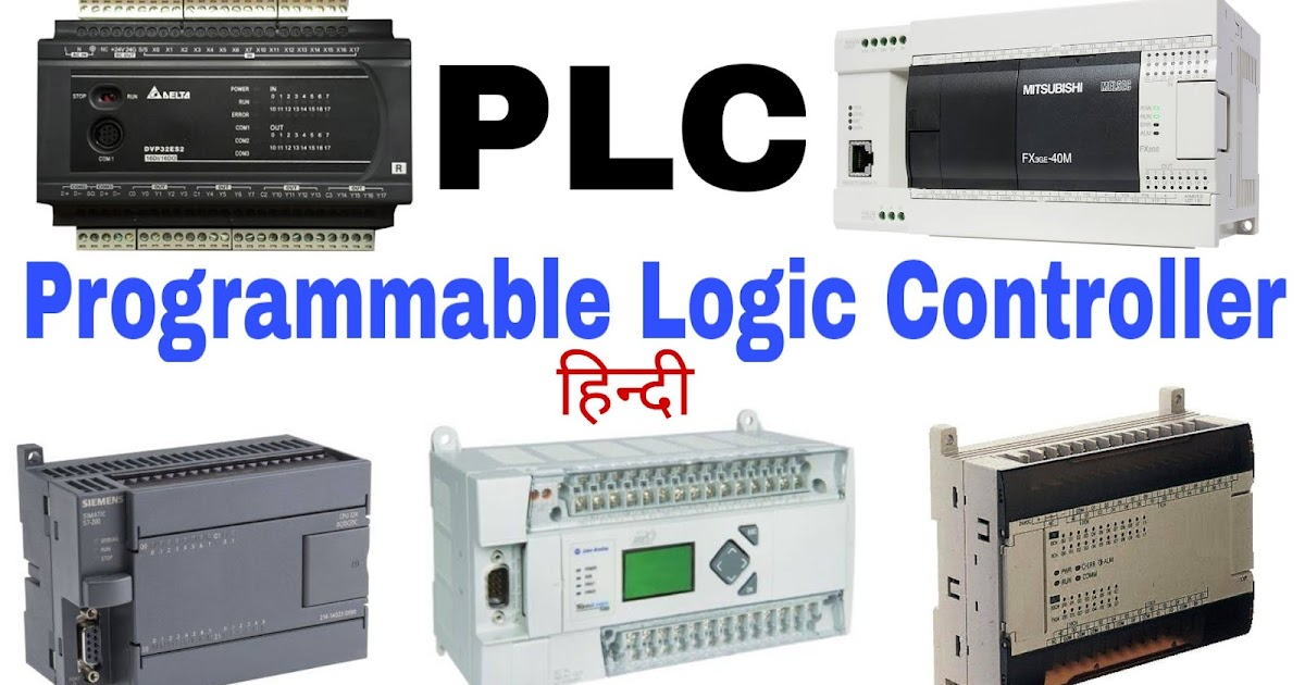 plc programmable logic control  hindi plc working  connection  hindi full details