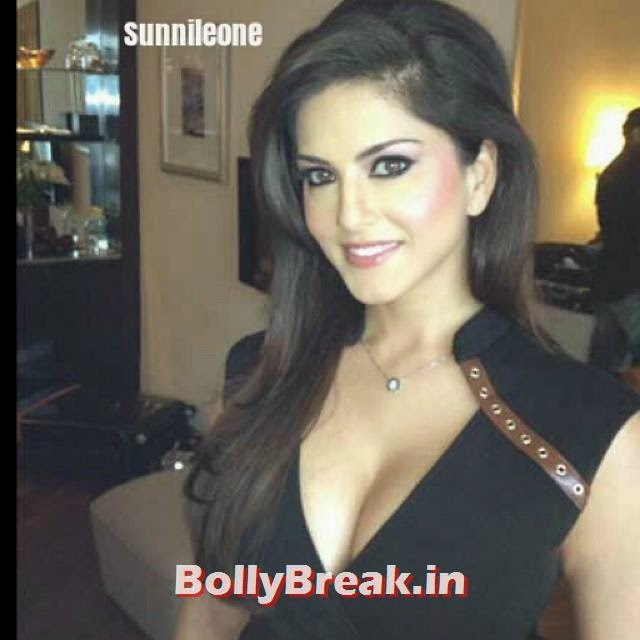 @sunnyleone sunny leone, Lovely, little, makeup, Sweets Mile, bollywood star, Ragini mms 2, Thee a, jism 2,, Sunny Leone Unseen Latest Real Life Pics