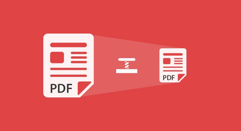 كيفية تقليص وتصغير حجم ملفات PDF ؟