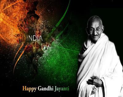 Mahatma Gandhi Jayanti Image