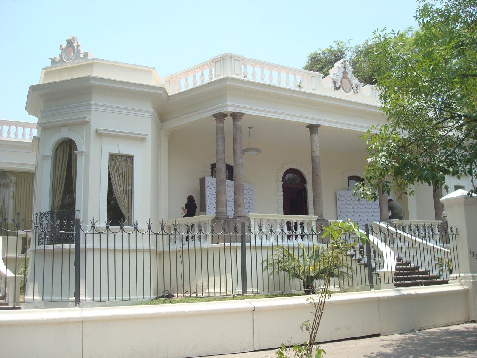 Sancarlosfortin casas antiguas de la avenida vallarta en for Casas viejas remodeladas