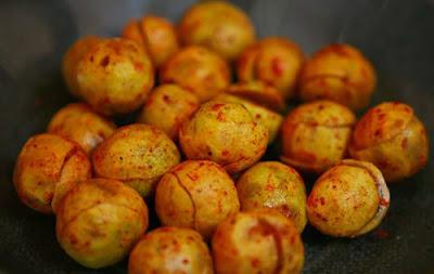 Amazing culinary gift of Hanoi Autunm 1