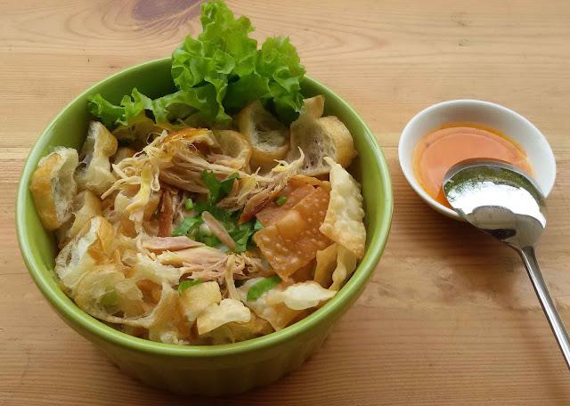 menu sarapan sehat bubur ayam (via http://www.eileenfebrianagojali.com)