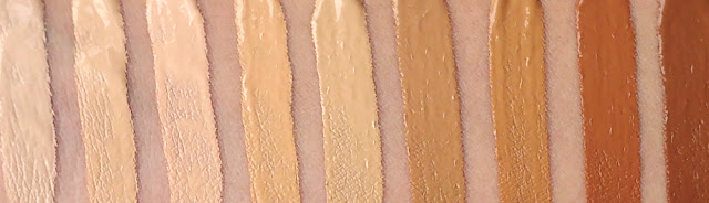 Becca Cosmetics Aqua Luminous Perfecting Concealer Swatched and Reviewed