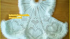 Un vestido muy original para tu bebé
