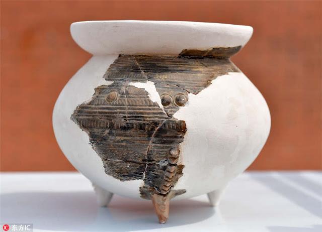 Shang Dynasty artefacts found at Hunan ruins