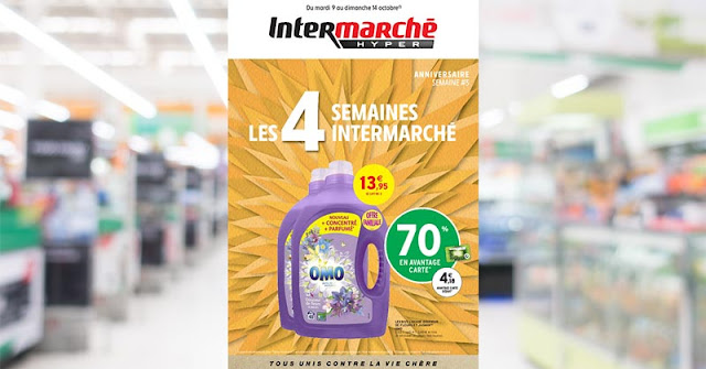 Catalogue Intermarché Hyper Du 09 Au 14 Octobre 2018