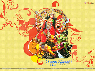 Navratri Navami Wallpaper