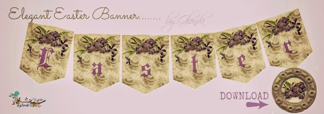 Download Elegant Banner and Place Card