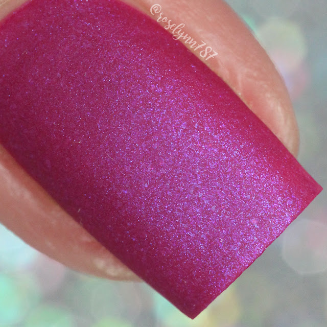 Lollipop Posse Lacquer - I Hope You're Up, Girl