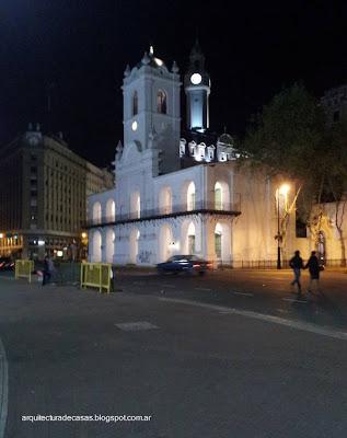 Cabildo y Municipalidad de la Ciudad de Buenos Aires